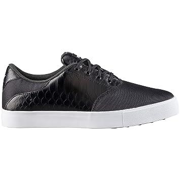 Puma Tustin Saddle Damen Golfschuhe Frauen Sportschuh schwarz weiß lila Größe 42,5