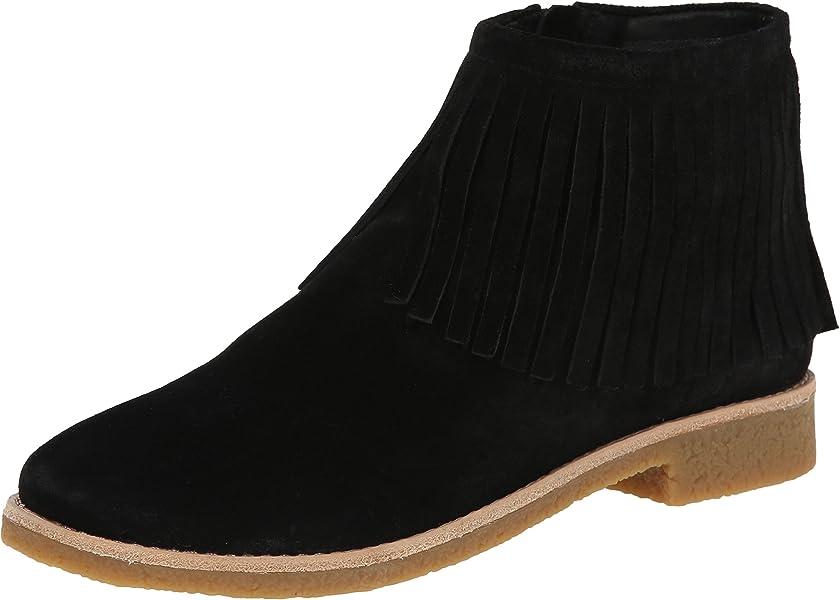 16ad3fc52a78e Amazon.com   Kate Spade New York Women's Betsie Ankle Boot, Black, 5 ...