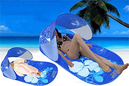 SINNAYEO – One Touch Foldable Beach Sun Shade Mat