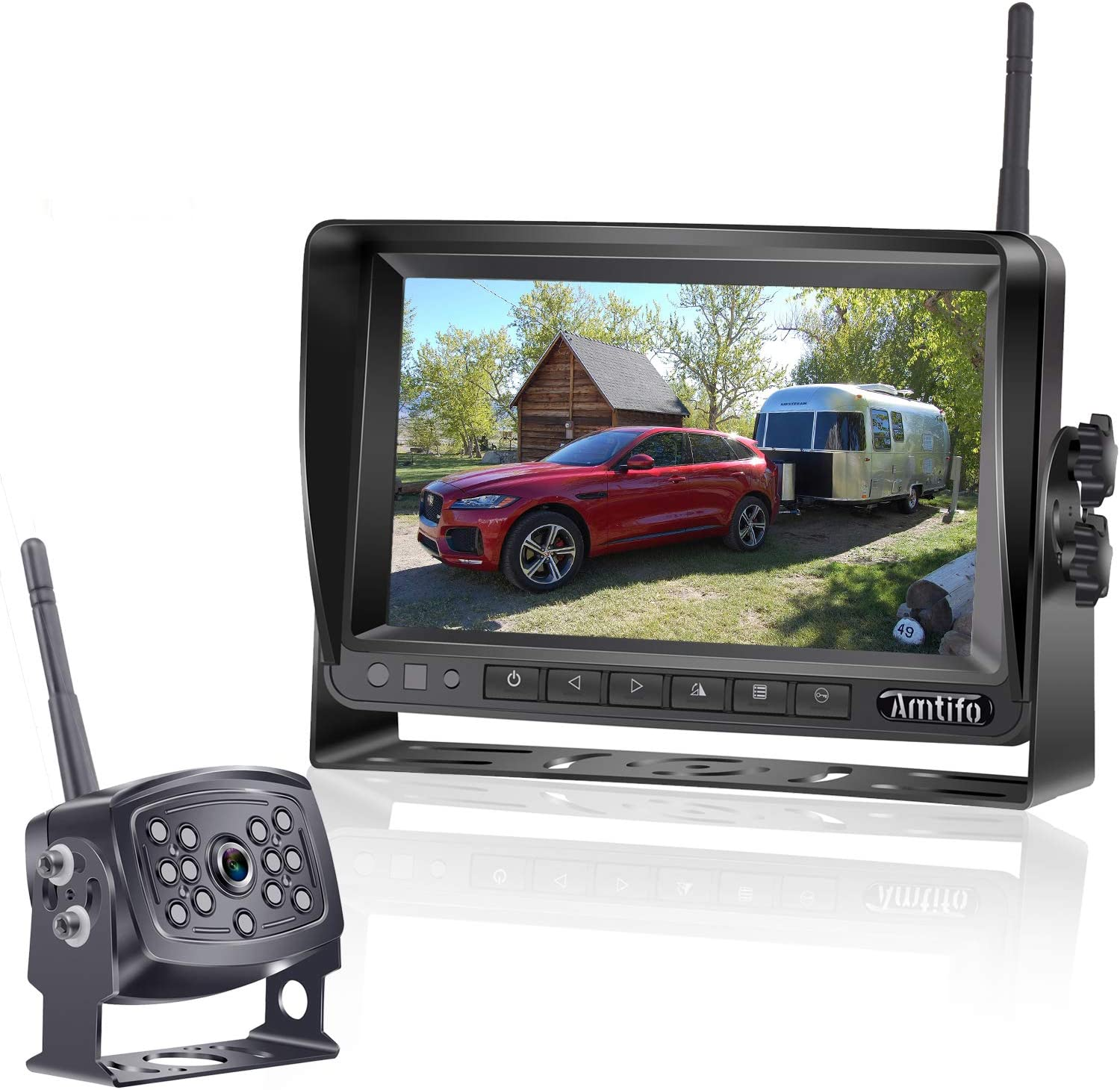 AMTIFO HD Digital Wireless Backup Camera