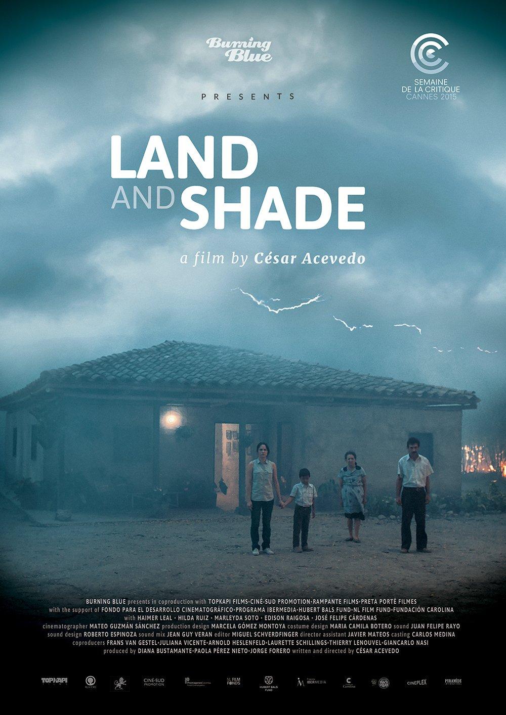 Amazon.com: Land and Shade: José Felipe Cárdenas, Haimer Leal ...
