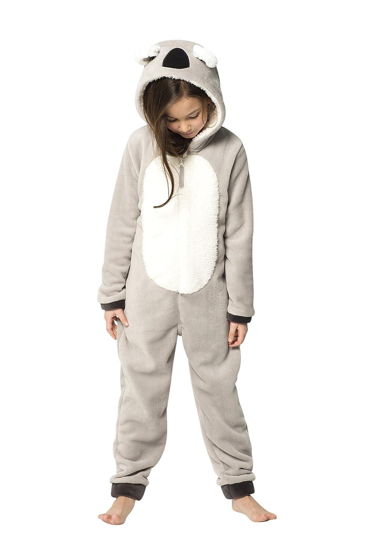 garantie de haute qualité Style magnifique ordre LOLALIZA Combinaison Pyjama Koala Unisexe Beige Et Blanc ...