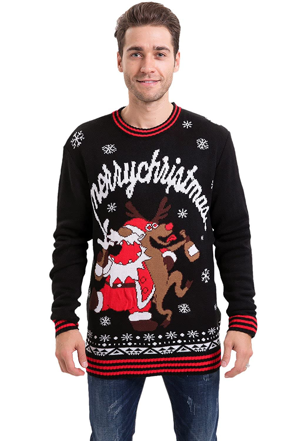 8a12d9fb85565 Top 10 wholesale High Quality Christmas Sweaters - Chinabrands.com