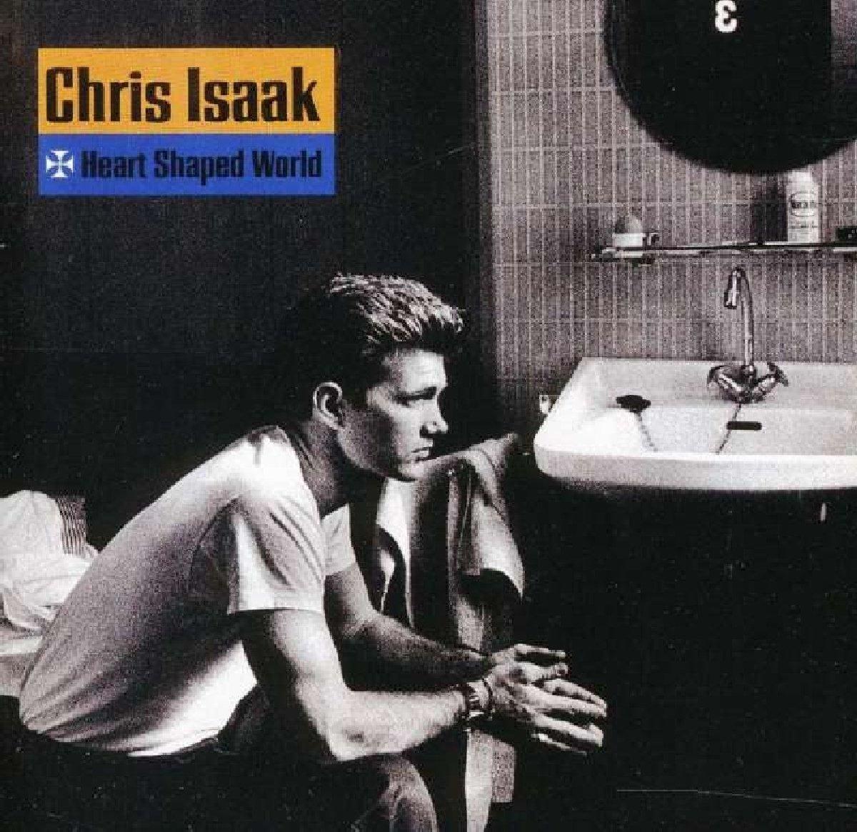 Chris Isaak - Heart Shaped World (CD)