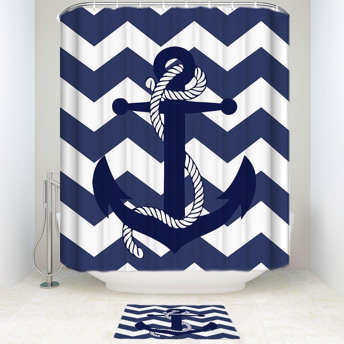 anchor bathroom decor walmart