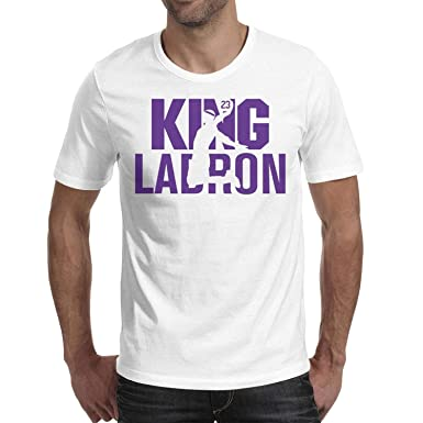 FPFLY Womens t-Shirts King Los Angeles Short Sleeve Cotton Shirt