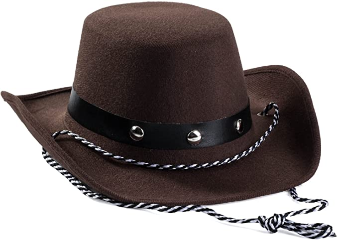 Western Hat Rodeo Hat Funny Party Hats Cowboy Hat Costume Accessories