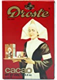Droste Cocoa Powder Unsweetened 8.80 Ounces (Case of 12)