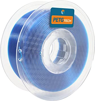FFFworld 1 kg. PETG Tech Azul 1.75 mm.: Amazon.es: Electrónica