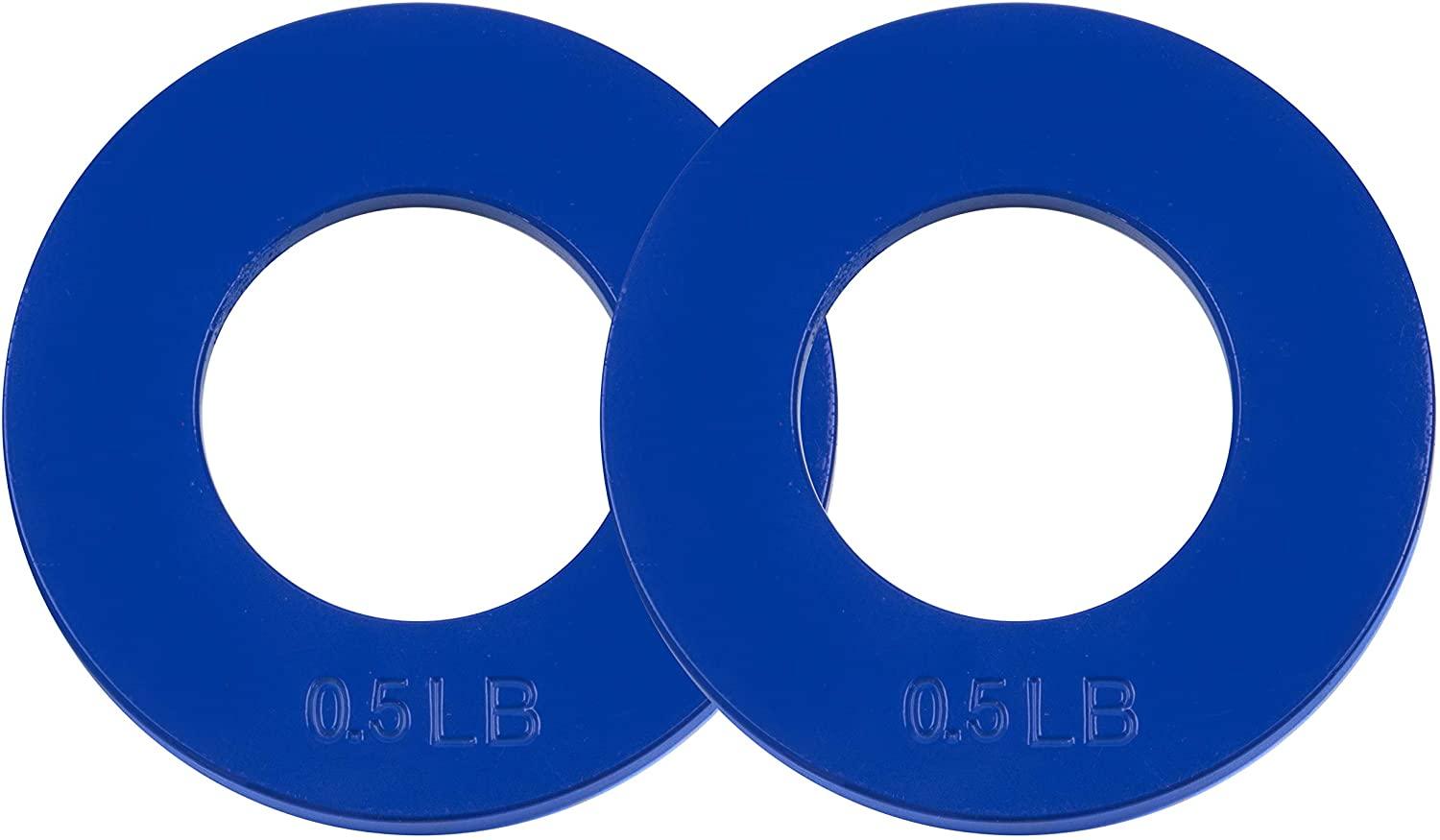 Fractional Weight Plates Designed for Olympic Barbells for Strength Training and Micro Plates Weight Plates Choose Set 0.50 Logest Fractional Olympic Plates Set of 2 Plates 1 LB 1.25 LB 1.5 LB