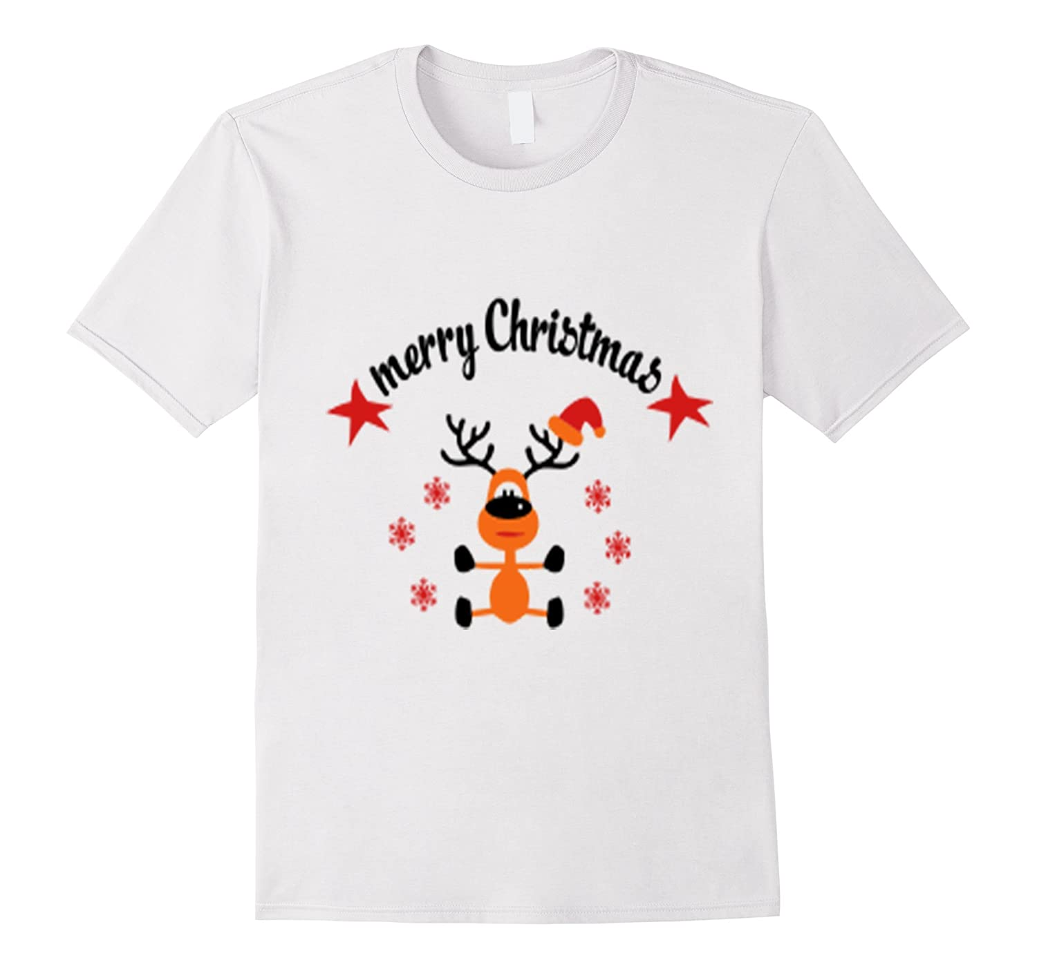 Snowman T-Shirt As Gift For You-RT