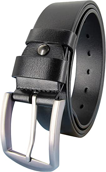 Super Long Mens Belt 105-175cm 100/% Genuine Leather Belts for Jeans Black Brown