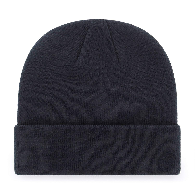 859b019df623f Amazon.com    47 Atlanta Hawks Red Cuff Beanie Hat - NBA Cuffed Winter Knit  Toque Cap   Sports   Outdoors