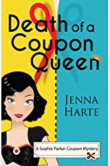 Death of a Coupon Queen Kindle Edition