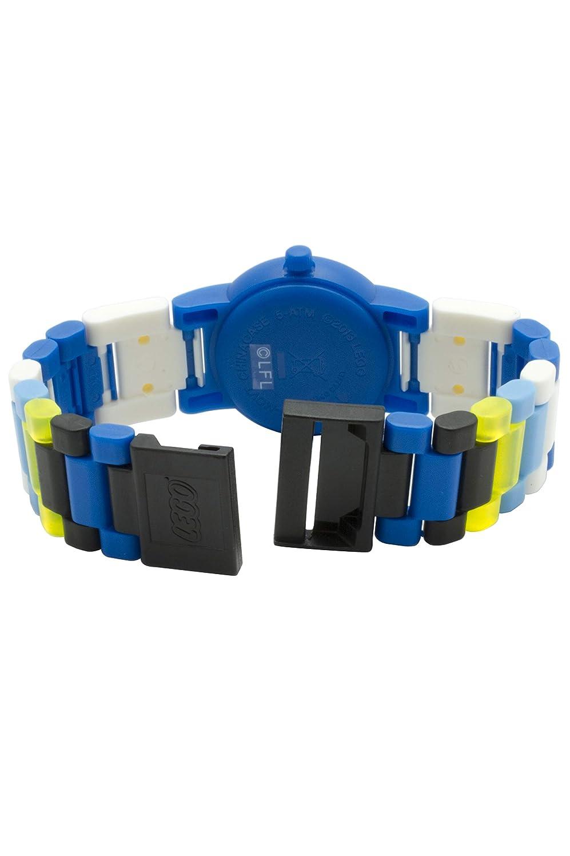 Lego Star Wars 8020356 Luke Skywalker Kinder Armbanduhr Mit Boba Fett Kids Buildable Watch 8020448 Minifigur Und Gliederarmband Zum Zusammenbauen Blau Wei Kunststoff Gehusedurchmesser 25