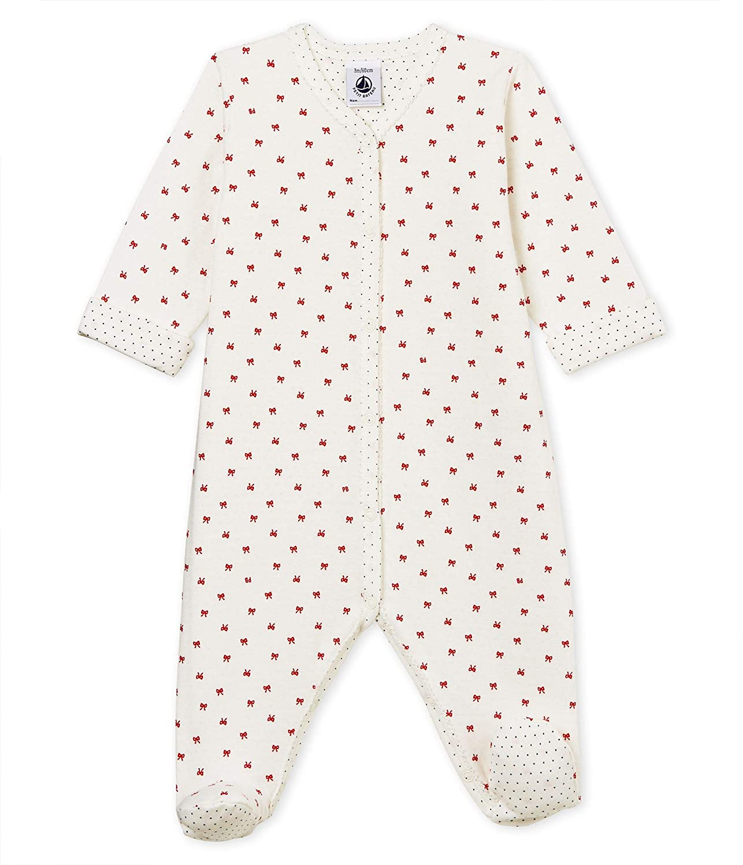 Petit Bateau Baby Girls Berenice Sleepsuit
