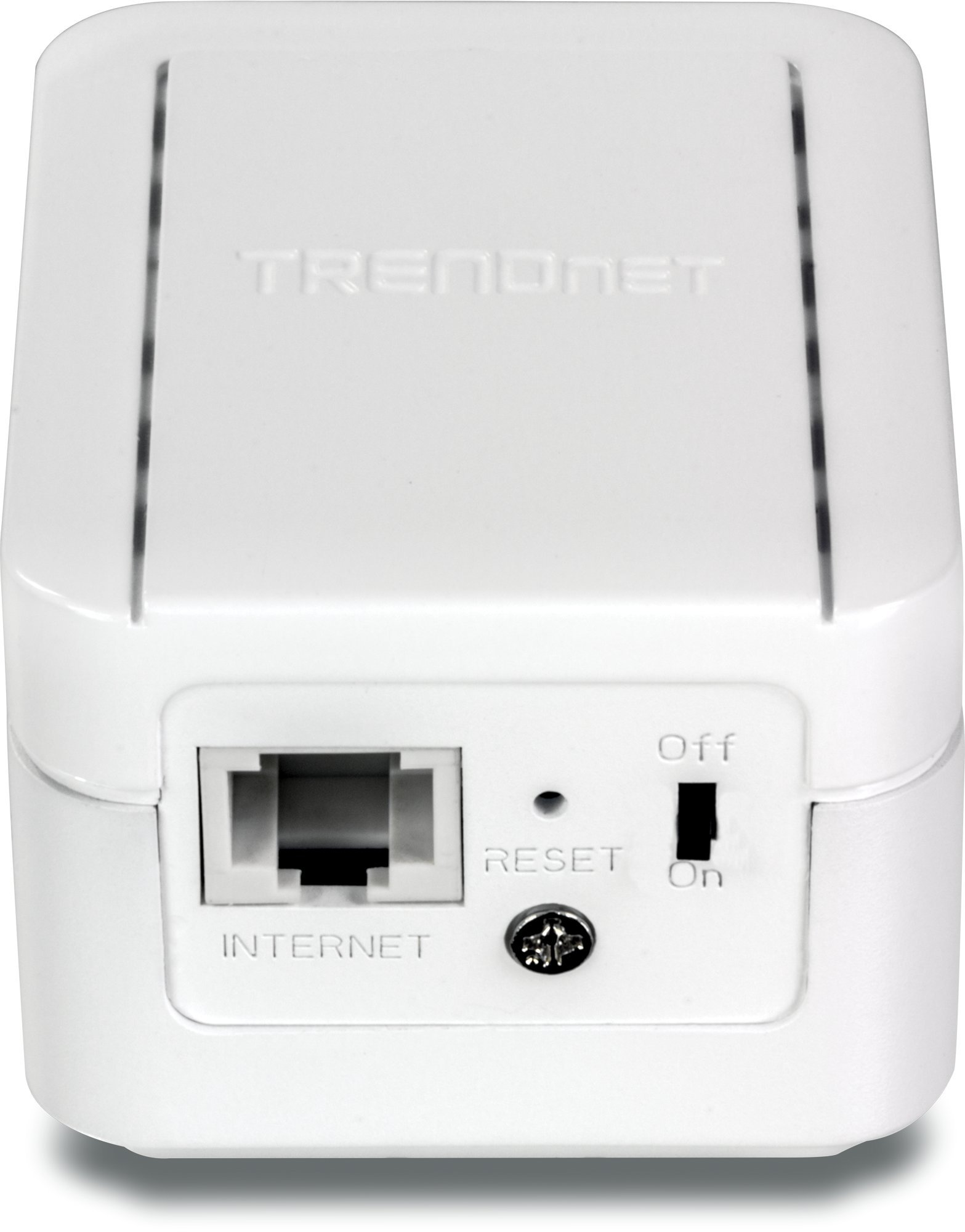 TRENDnet  TEW-737HRE N300 20 DBM, High Powered Universal Wireless Range Extender, Wi-Fi Repeater, Wall Plug, Plug and Play, Ethernet Port, One Touch connection (WPS), Smart Signal Indicator LED,IP V6, On/Off Power switch, TEW-737HRE by TRENDnet (Image #2)