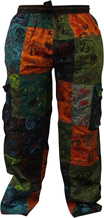 SHOPOHOLIC FASHION - Pantalón - para hombre multicolor multicolor ...