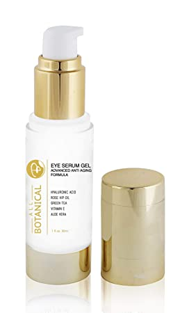 All Botanical Premium Eye Gel - Suero hidratante para ojos ...