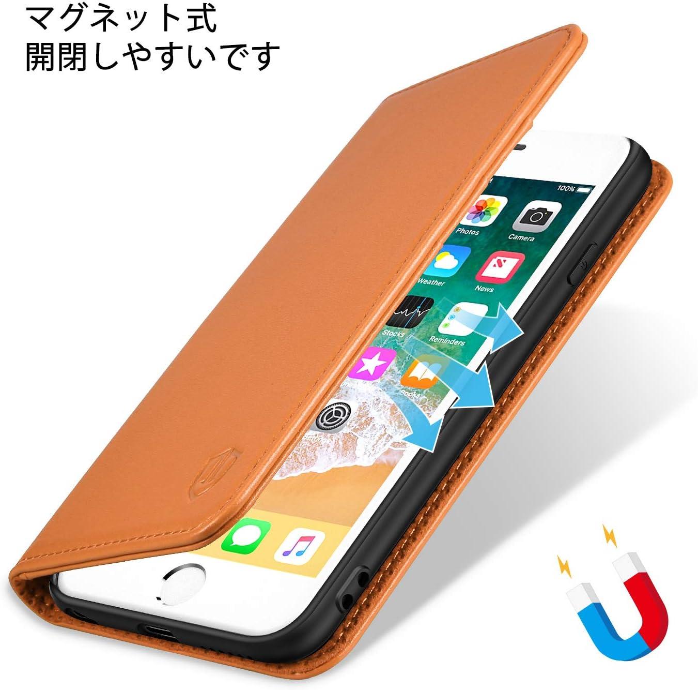 X Livello Estremo Custodia In Pelle Flip Per iPhone 7 X Livello