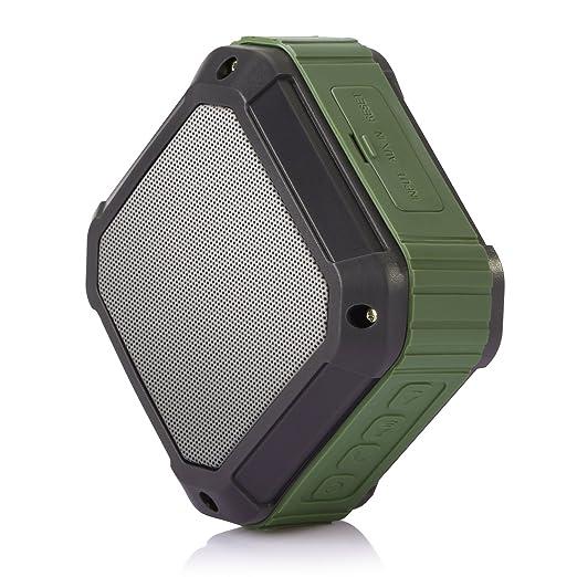 7 opinioni per Altoparlante Bluetooth 1000mAh, YOKKAO Cassa Stereo Impermeabile Speaker con