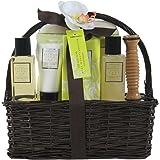 Gloss! Aromanice - Cesta de baño regalo, basmati y palma