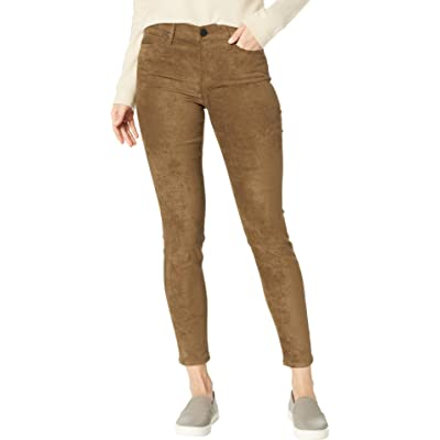 Liverpool Womens Abby Ankle in Stretch Suede at Women's Jeans store