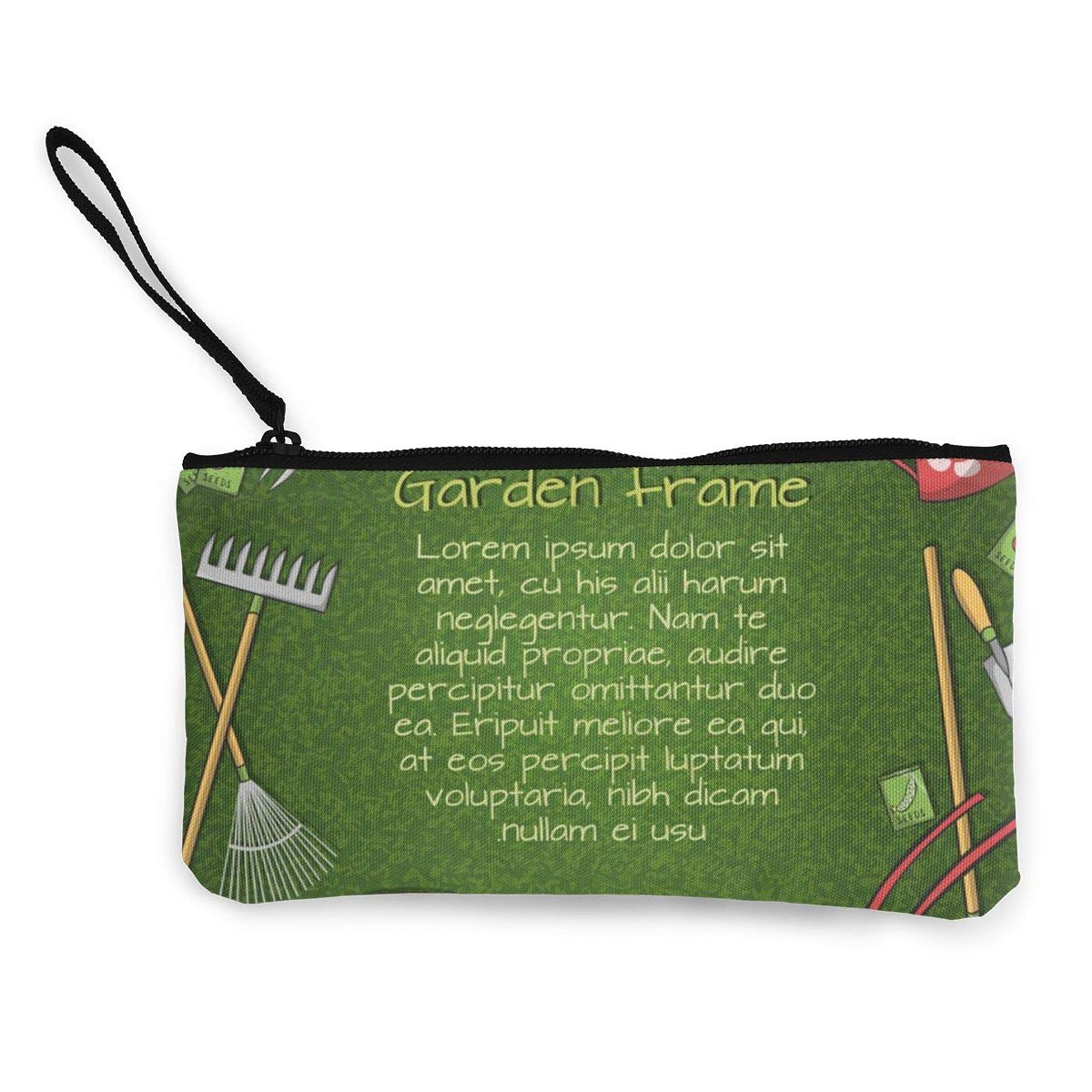 Yamini Garden Tools Frame Cute Looking Coin Purse Small and Exquisite Going Out to Carry Purse