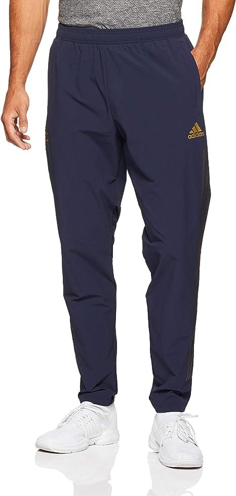 pantalon foot adidas homme