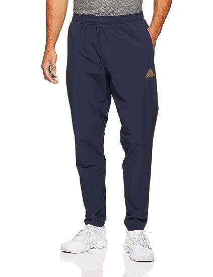 adidas Manchester United Pantalón, Hombre: Amazon.es: Ropa y ...