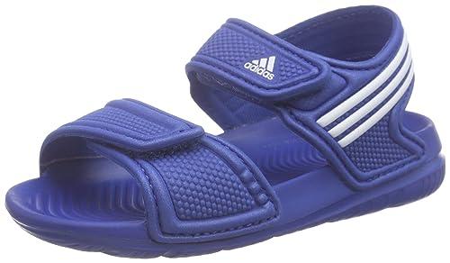 Adidas Akwah 9 I Sandalias, Unisex bebé