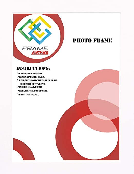 A1 Cm Matt White Photo Frame 59.4x84 Poster // Picture Frames For Wall Mount//freestanding.Available in many Sizes including A1 A3 A4 A5 and 6x4 inch.