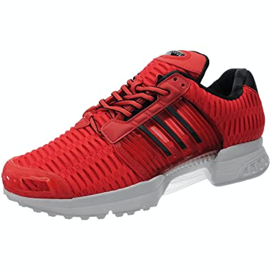 Chaussures adidas Climacool 1 rouge gris blanc taille: 40: Amazon