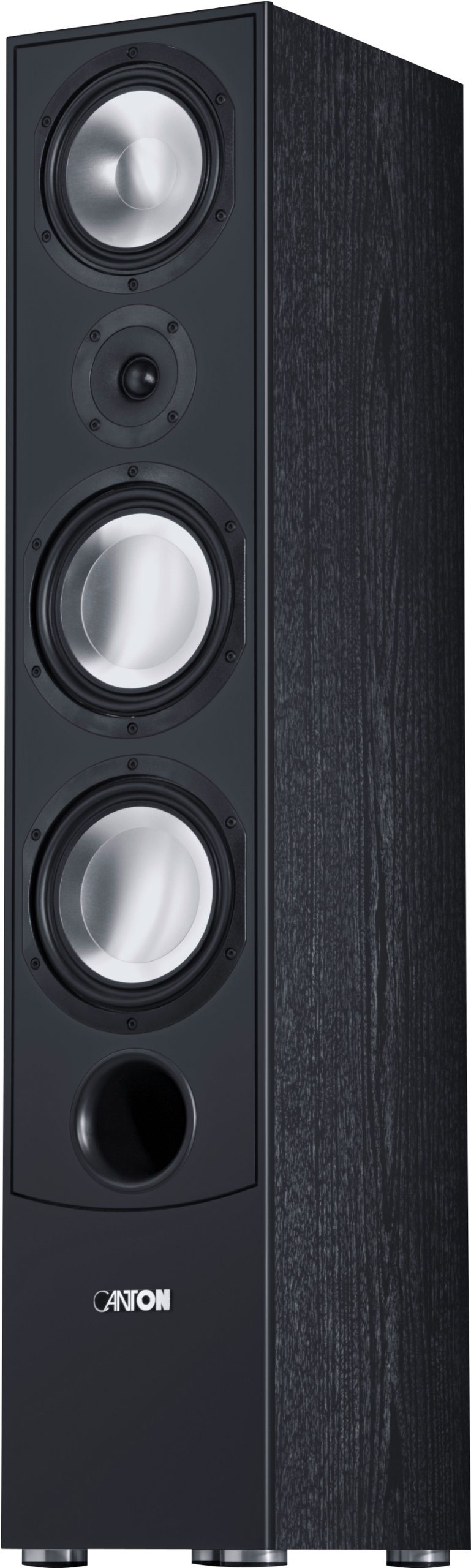 Canton GLE 490.2 Speaker- Single (Black)
