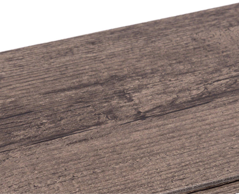Vinyl Platten Fußboden ~ Kertou 36 dielen pvc platten bodenbeläge fußboden selbstklebend