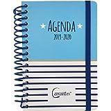Agenda Escolar 2019-2020 14 X 17.5 Cm Español (PARIS C ...