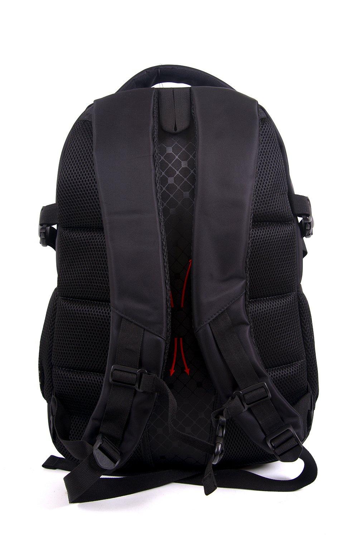 Citybags - Mochila de viaje para portátil, 45 x 34 x 18 cm, apta para Ryanair Ba EASYJET ETC BP-865: Amazon.es: Equipaje