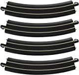 Bachmann Trains Snap-Fit E-Z TRACK E-Z TRACK FIGURE 8 TRACK PACK - STEEL ALLOY Rail With Black Roadbed - HO Scale