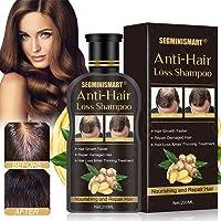 Hair Growth Shampoo,Anti-Hair Loss Shampoo,Hair Loss shampoo,Ginger Hair Care Shampoo...