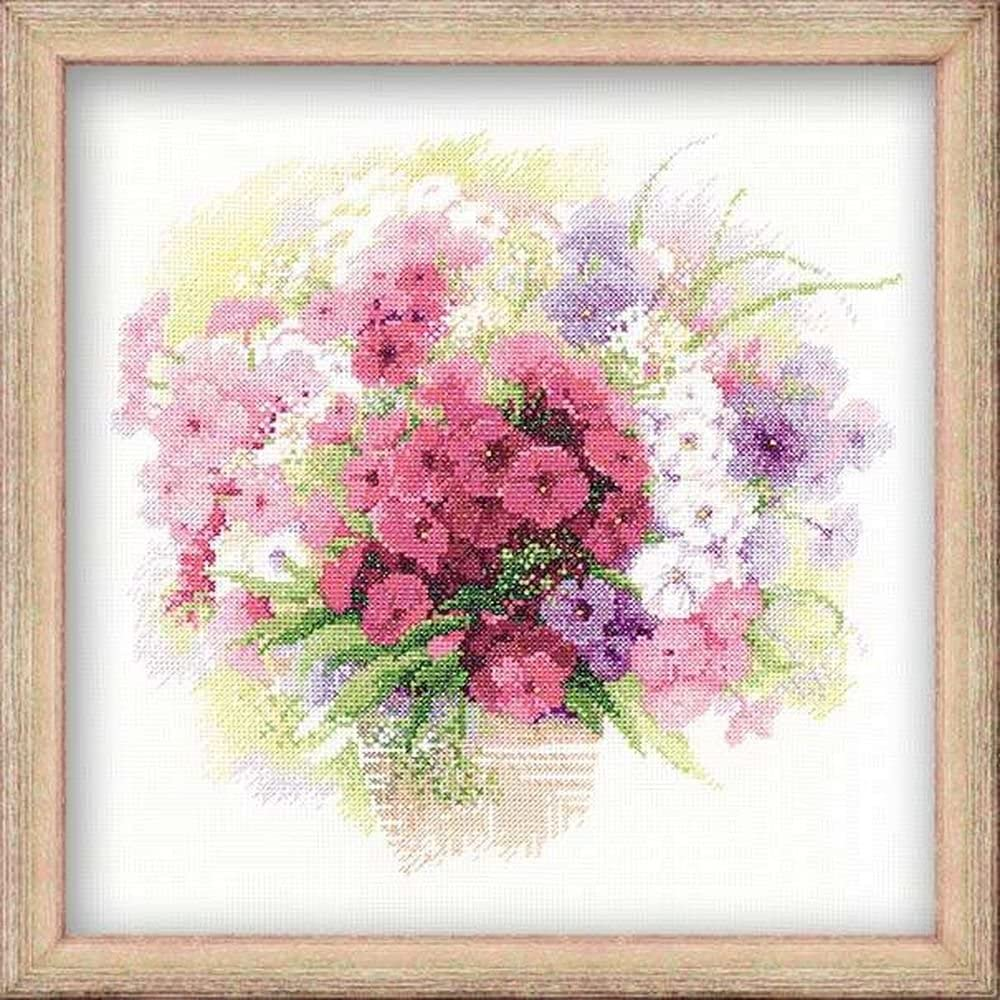 Riolis Aquarelle de Fleurs