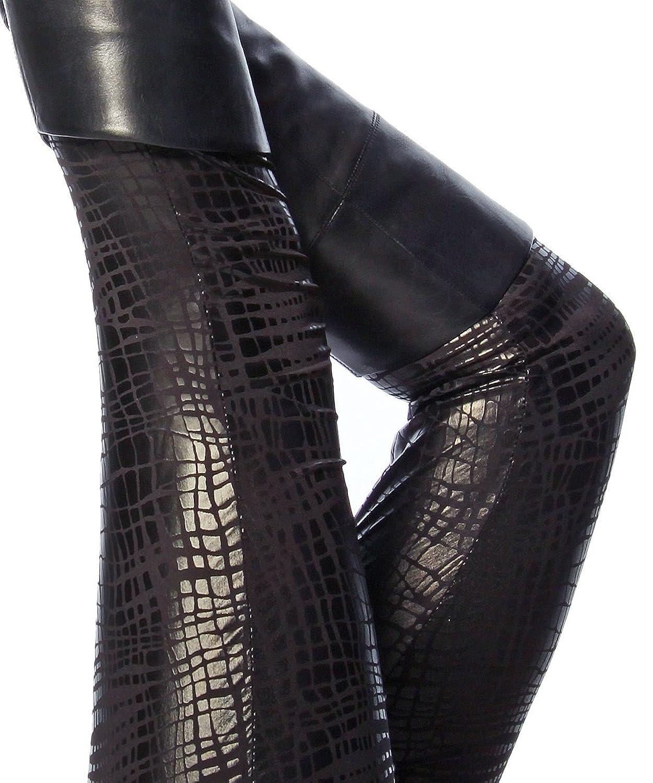 Dessous-Kontor Women's Leggings Black Black