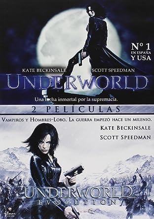 Pack: Underworld + Underworld Evolution [DVD]: Amazon.es: Varios: Cine y Series TV