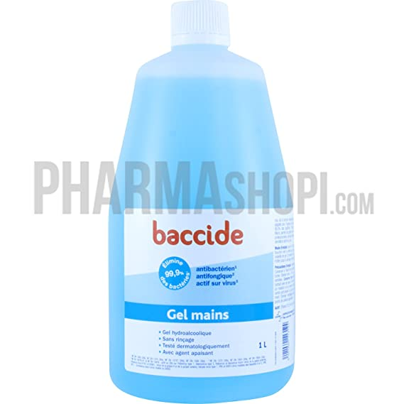 Frost Hands 1 L Baccide Amazon Co Uk Health Personal Care