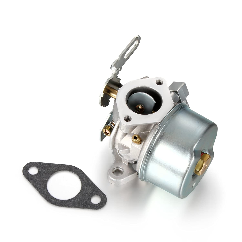 Twilight Garage Carburetor Card For Tecumseh 5HP MTD 632107A 632107 640084A 640084B with Free Gasket Fits HS50-67324K HS50-67326K HSSK50-67244P Model Engines