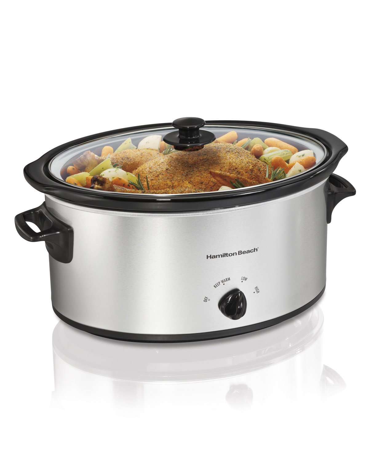 Hamilton Beach 33276 Slow Cooker, 7-Quart