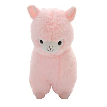 Amazon Com Cuddly Big Soft Toys Llama Alpaca Doll Plush Sheep