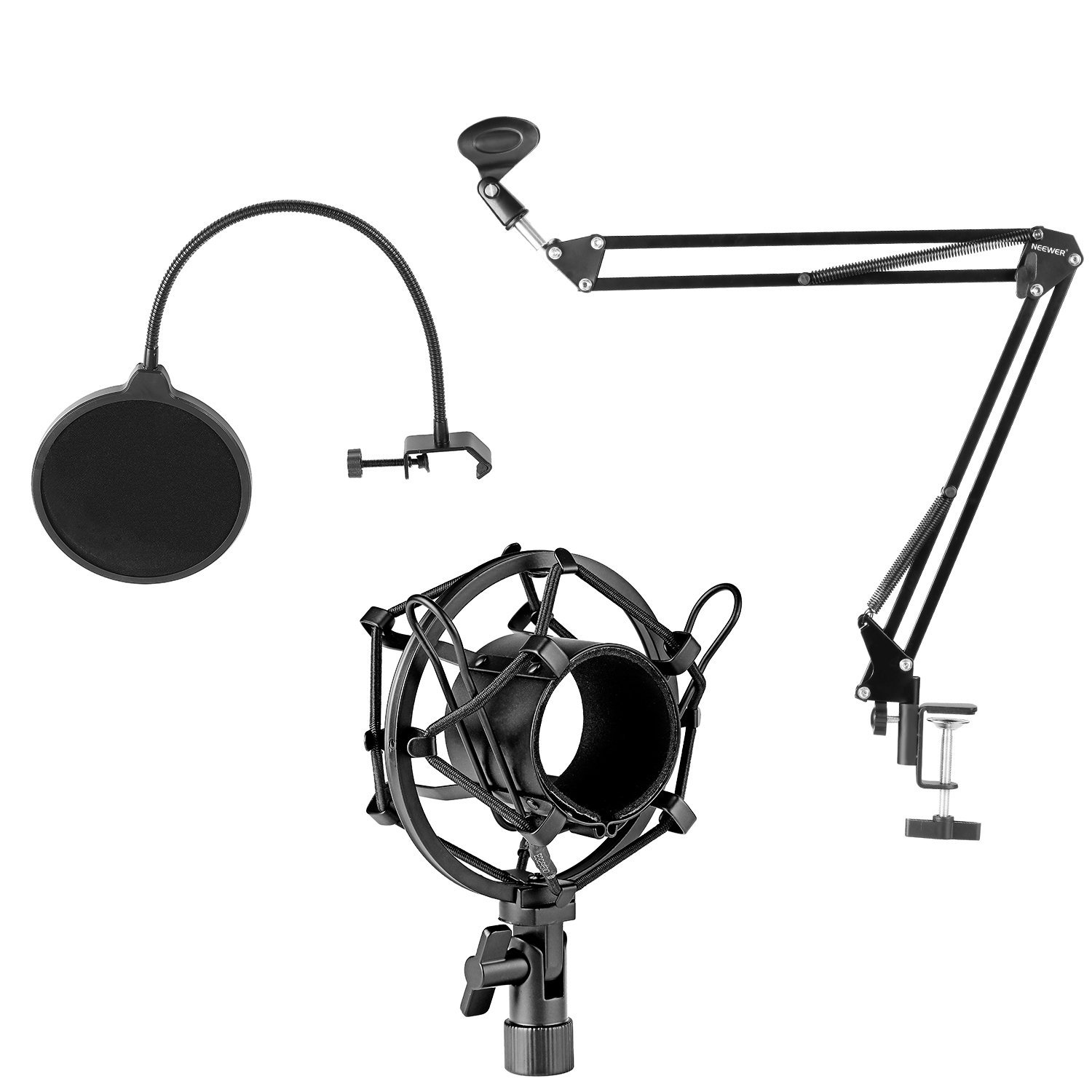 amazon neewer nb 35 microphone suspension boom scissor arm TV Base Stand Replacement Parts amazon neewer nb 35 microphone suspension boom scissor arm stand with mic clip holder and table mounting cl nw b 3 pop filter windscreen mask