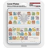 Nintendo - Cubierta Monster Hunter 4, Color Blanco