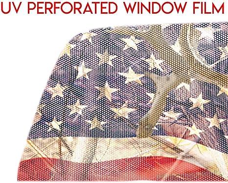 Amazon Com Rogue River Tactical Mexico Mexican Flag Car Decal Window Bumper Sticker Country 3x5 Automotive