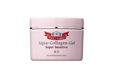 Amazon.com : Dr.Ci:Labo Medicated Aqua-Collagen-Gel Super Sensitive 50g : Facial Treatment Products : Beauty